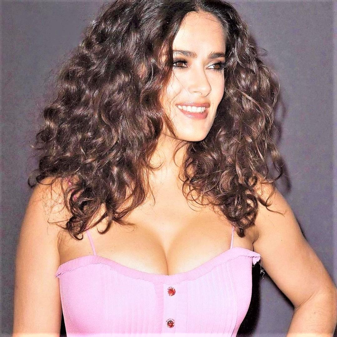Salma Hayek - hot Mexican women
