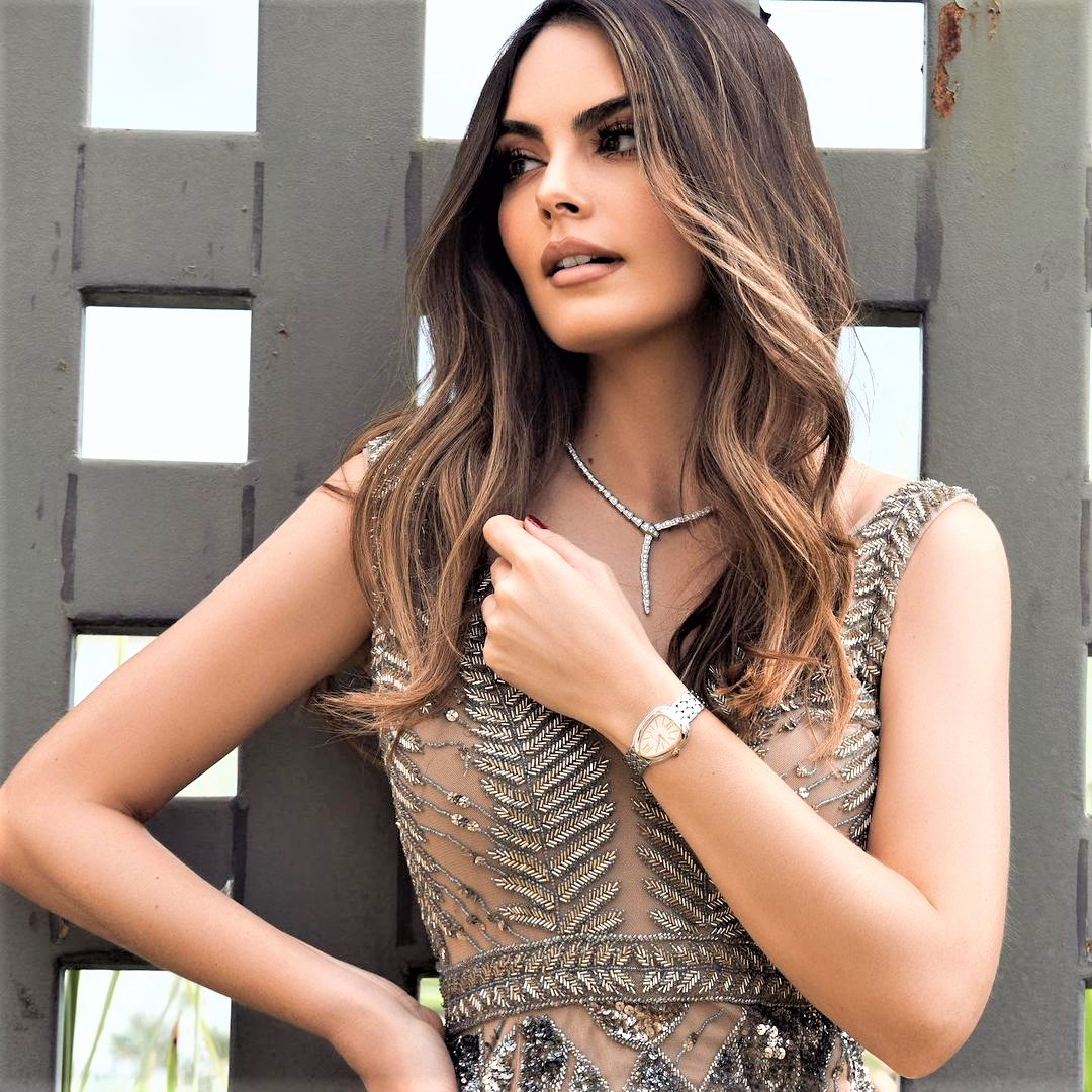 Ximena Navarrete - sexy Mexican women